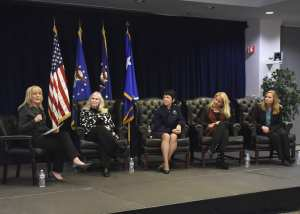 women in leadership 300x214 - Top Women in Aerospace Come Together to Discuss Leadership