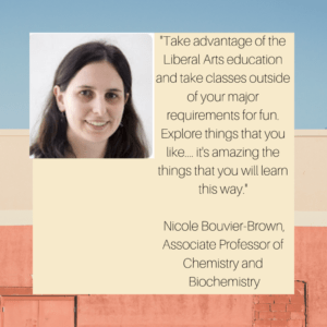 Nicole Bouvier-Brown Image for Women's History Month