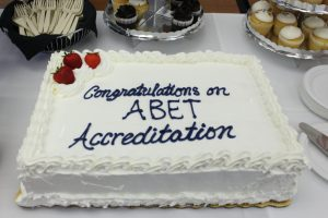 Seaver College celebrates ABET accreditation