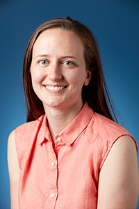 Headshot of Jordan Freitas, assistant professor of computer science