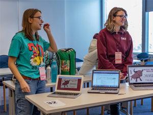 Wordpress RoseHacks2 300x225 - LMU Students Take Top Prize at Regional Hackathon