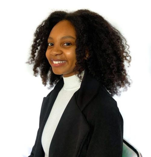 Erykah Walton scaled e1630697539560 - Biology Major Earns National Scholarship for Contributions to Promoting Diversity in STEM