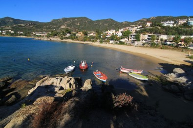 Glastres beach, Palio Tsifliki, Greece