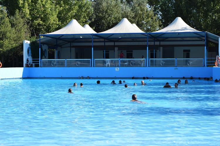 Wave Pool - Waterland Θεσσαλόνικη