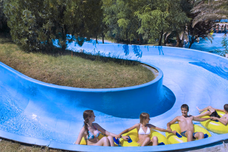 Crazy River, Waterland - Aquapark in Thessaloniki