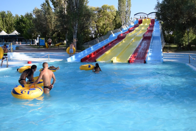 Waterland – Aquapark in Thessaloniki