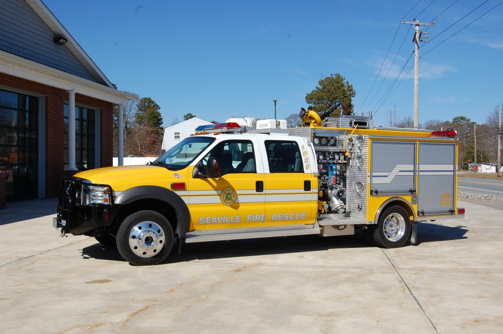 medium resolution of apparatus seaville fire rescuespecs 6 0l power stroke engine 4wd 500 gpm hale pump 250 gallons