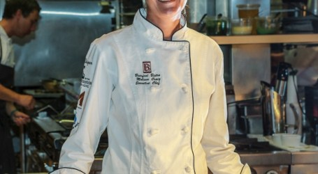 Meet the chef, Melissa Craig, at the BC Seafood Festival