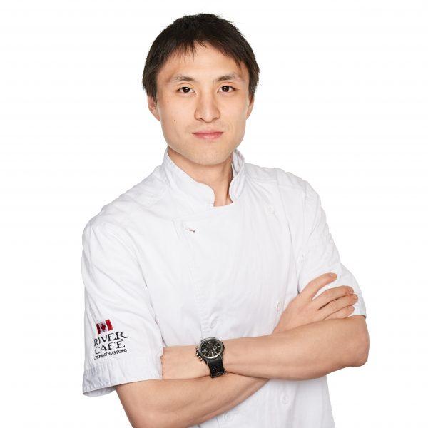 Chef Matthias Fong