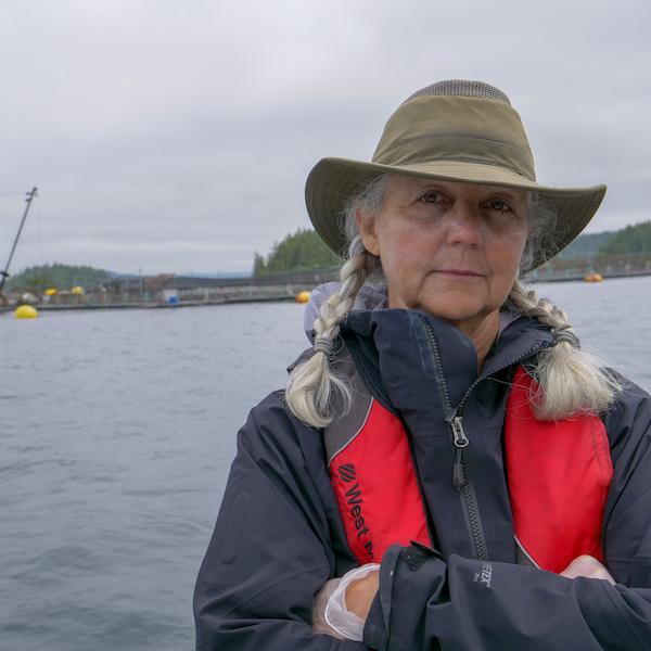 Alexandra Morton Sea Shepherd PRV