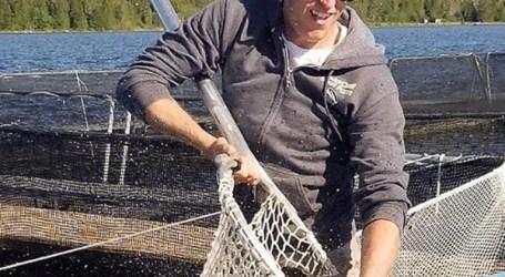 Aquaculture Ambassador: R.J. Taylor