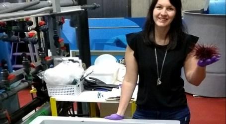 Aquaculture Ambassador : Emily Warren
