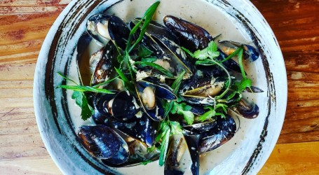 Guyanese-influenced Mussels Recipe – Quick and Easy