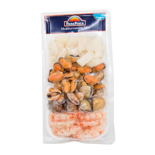 Frozen Seafood Seaworldspr