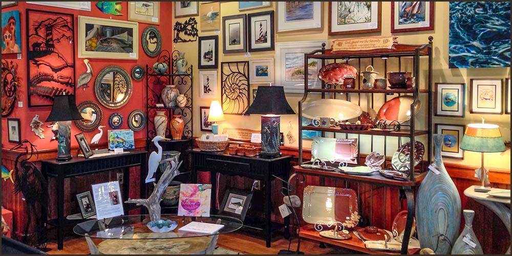 Seaworthy Gallery Hatteras NC Home Decor