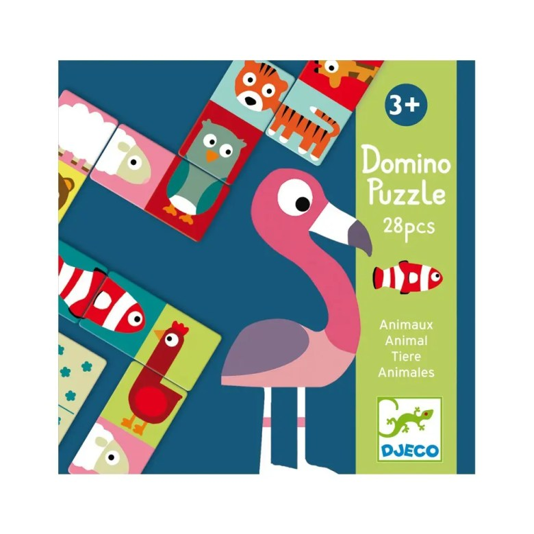 Puzzle Domino de Djeco