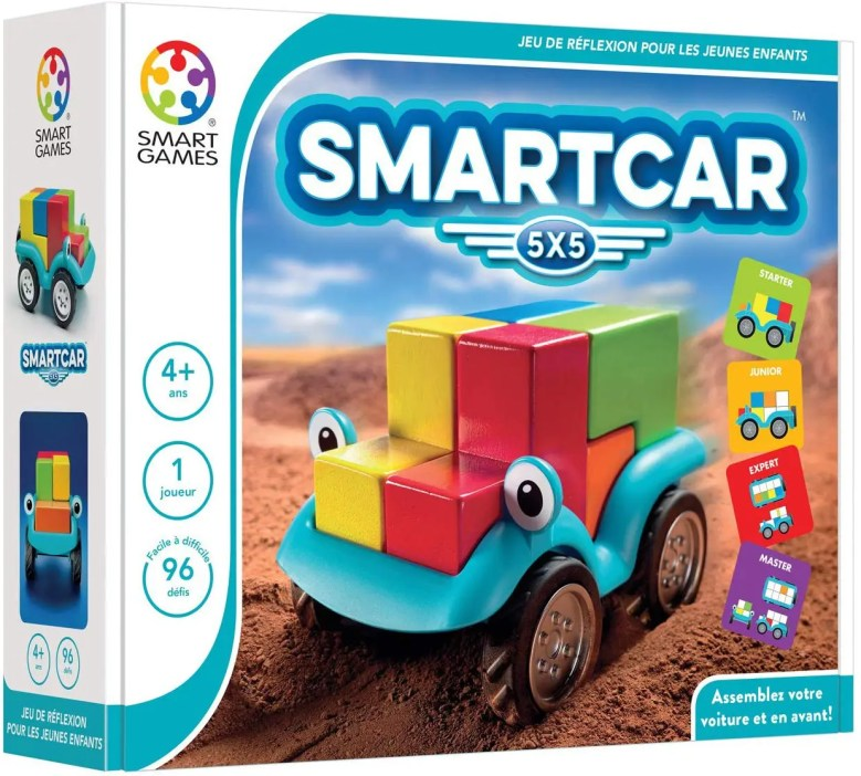 Smartcar de Smartgames