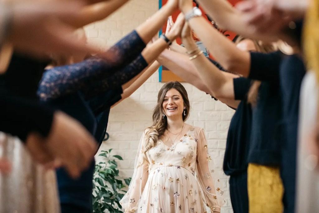 Cérémonie Blessing Way par Elodie Love & Tralala