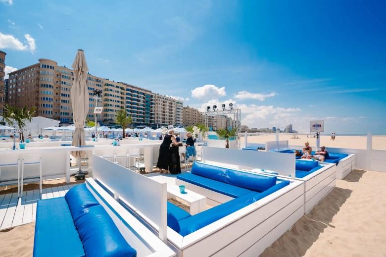 beach bar à ostende parmi les activités à faire en famille