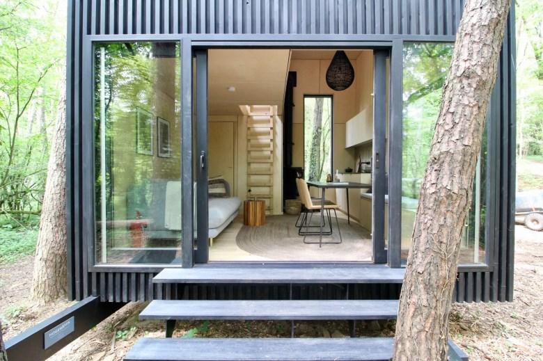cabane arbres slô belgique