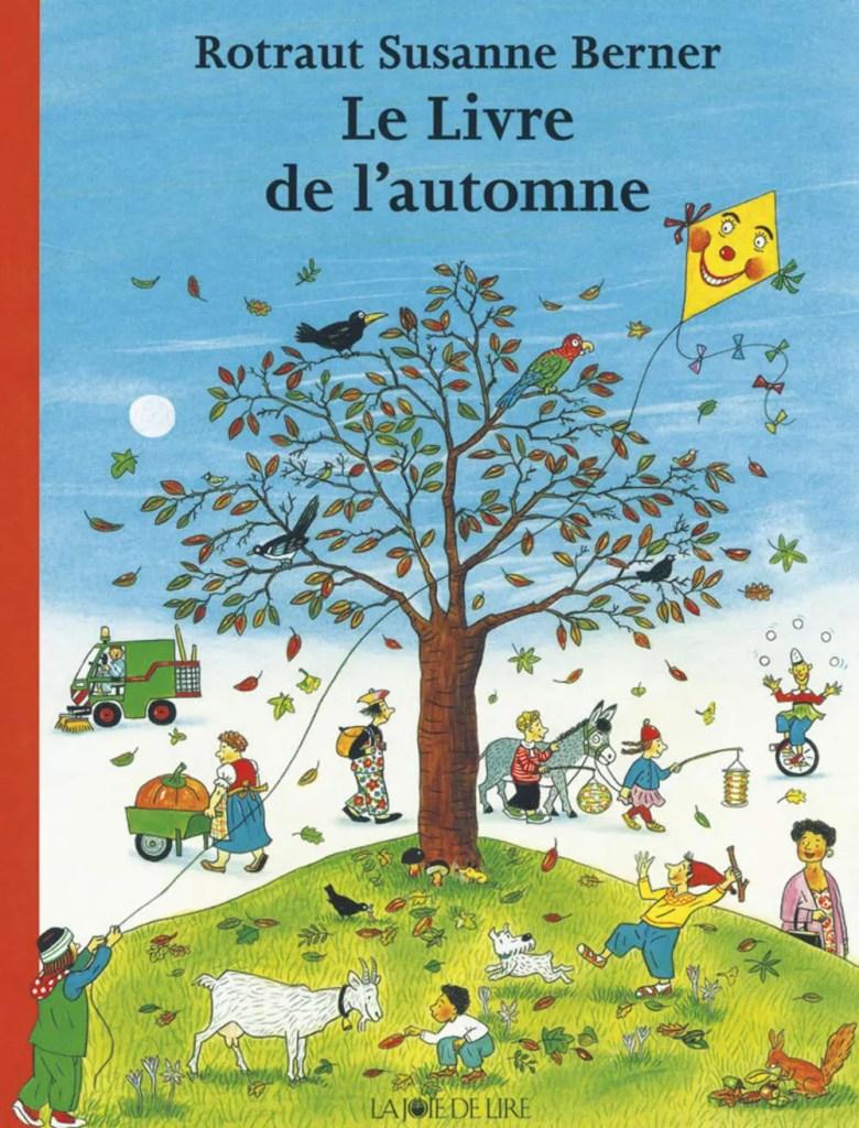 livres enfants automne le livre de l'automne