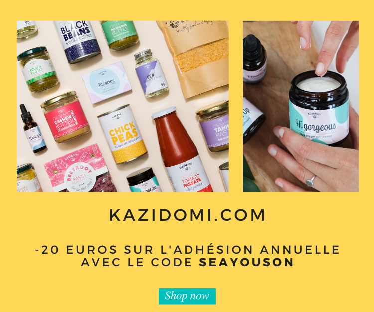 kazidomi réduction