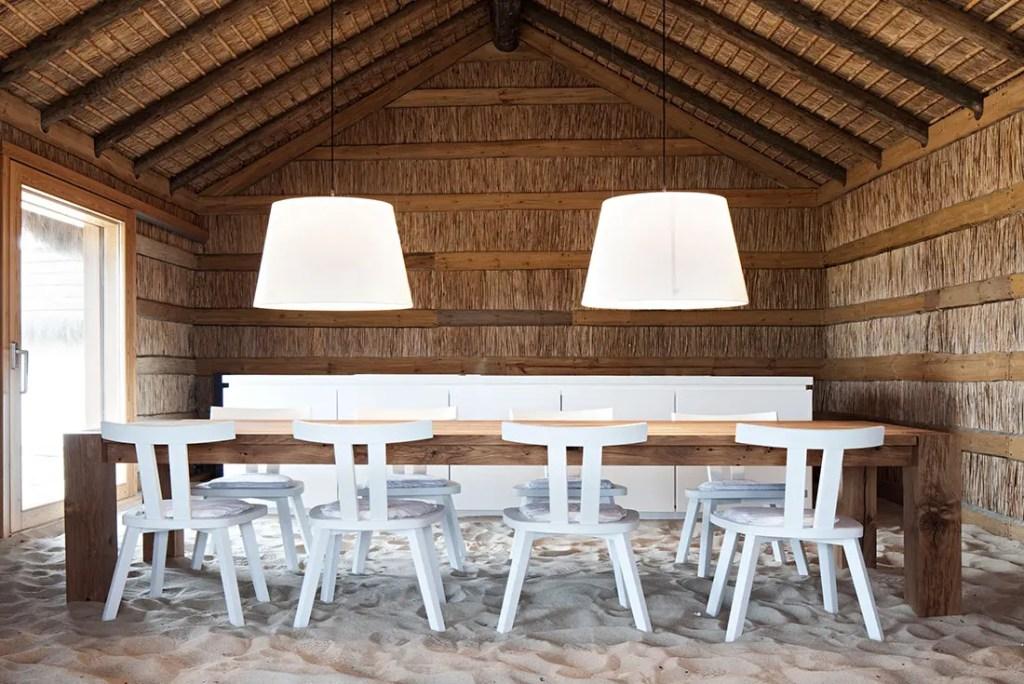 sélection de 10 cabanes de rêve sur la plage au Portugal