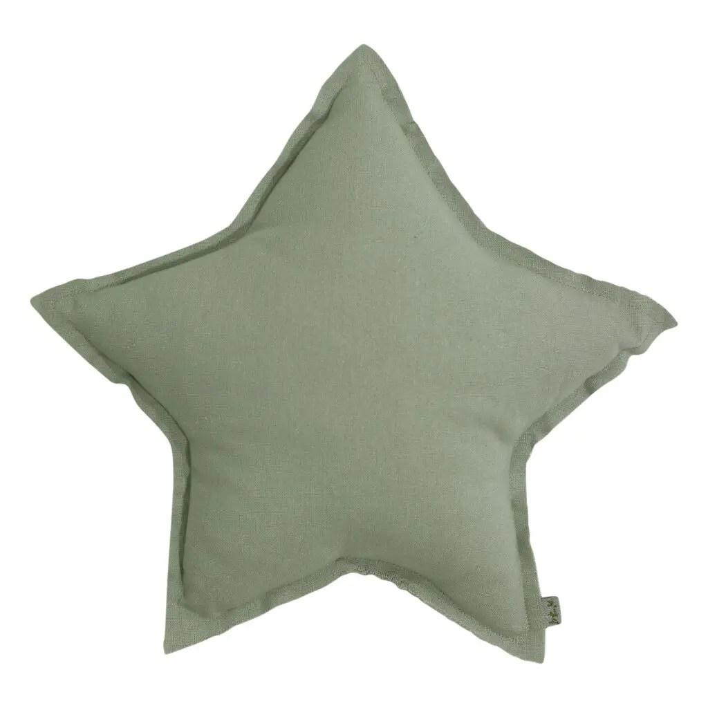 coussin étoile lit d'enfant