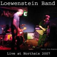 ALBUMCOVER_LOEWENSTEIN_BAND_N6_2007_LIVE