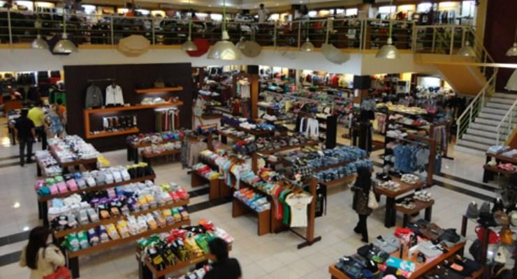 Destinasi Wisata Belanja di Bandung