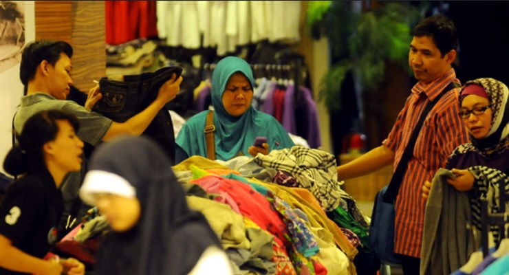 Kawasan Belanja Factory Outlet di Setiabudhi Bandung