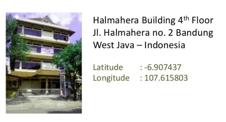 Lokasi Pinisi Hostel Bandung