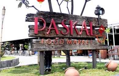 Tempat Kuliner Paskal Food Market