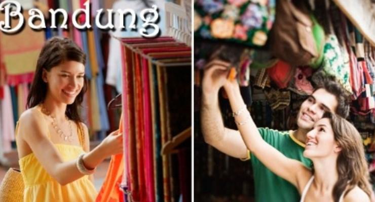 Wisata Belanja di Bandung Utara