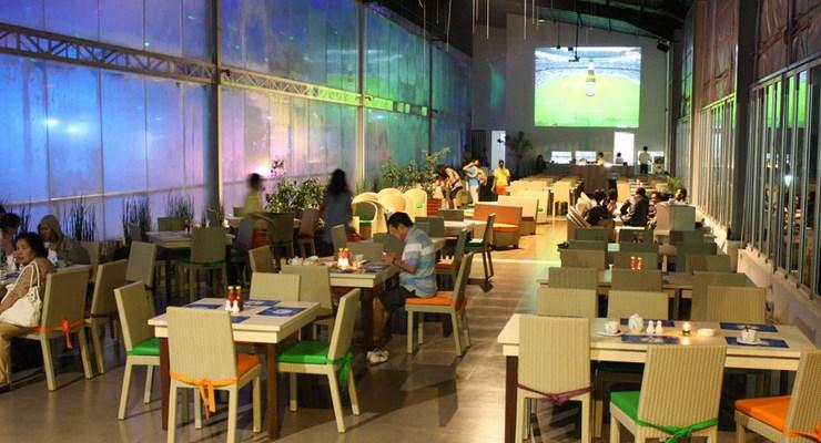 Gardenice Cafe PVJ Mall