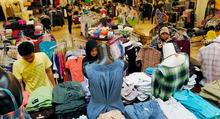 Wisata Factory Outlet Di Bandung