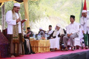"Pembangunan Ponpes ""Zainul Hafidz At-Taufiq"", Dihadiri Gubernur NTB Hingga Para Alim Ulama"