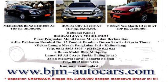 BJM auto cars
