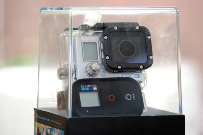 GoPro Hero Black Edition