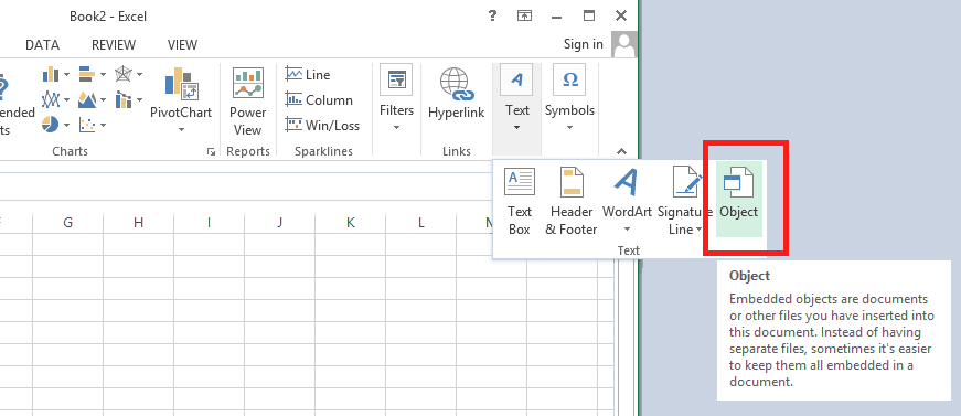 Solved] Add, Attach or Insert A File in Excel in 3 Easy Steps