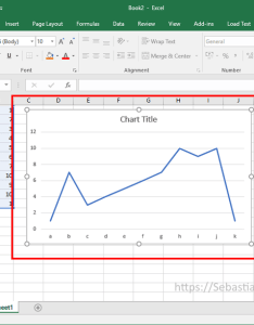 Excel save graph to pdf select also how chart as step by guide rh sebastian