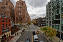 View from Highline Park