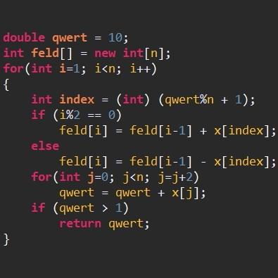 Programmieren lernen und deren Einsatzgebiete kennenlernen