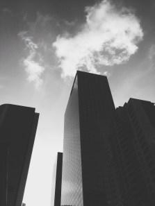 Financial shadows.