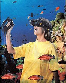 Virtuality marketing image.