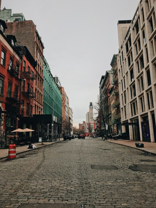 Street. Bond Street.
