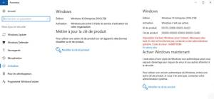 Activer Windows 10 et Office 2016 KMS Activator