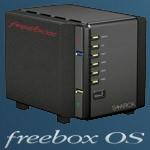 Freebox revolution se transforme en NAS
