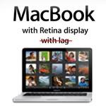 Lag sur Macbook Pro Retina