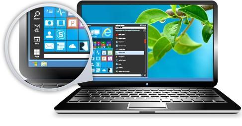 Les meilleurs logiciels 2013 Tweak - Start Menu Reviver